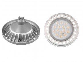 LED žárovka AR111, GU10, 15W
