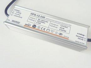 LED zdroj HPS 12V 240W IP67