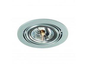 Podhledové svítidlo AR111 ARTO 1O-SR stříbrné