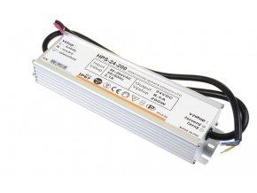 LED zdroj HPS 24V 200W IP67