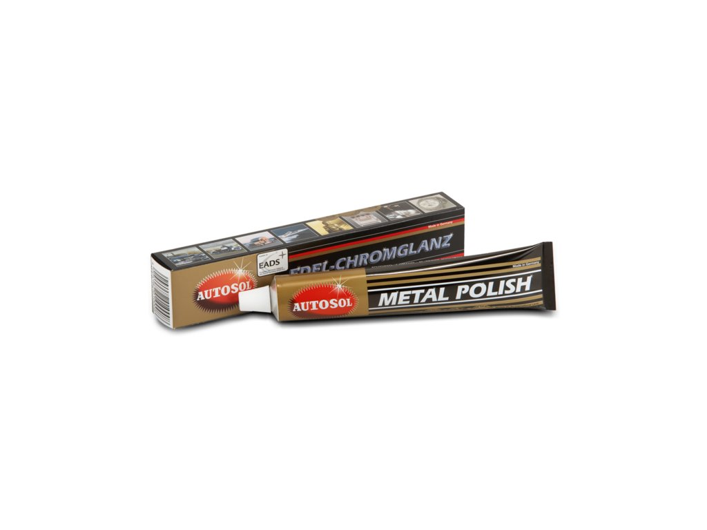 Metal Polish Tube 75ml