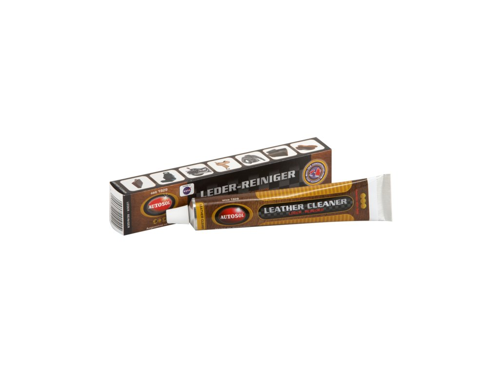 Leather Cleaner Tube 75ml
