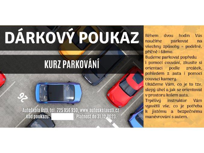 Parkování 2