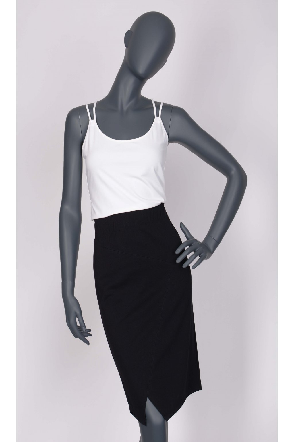Sukně černá 24106