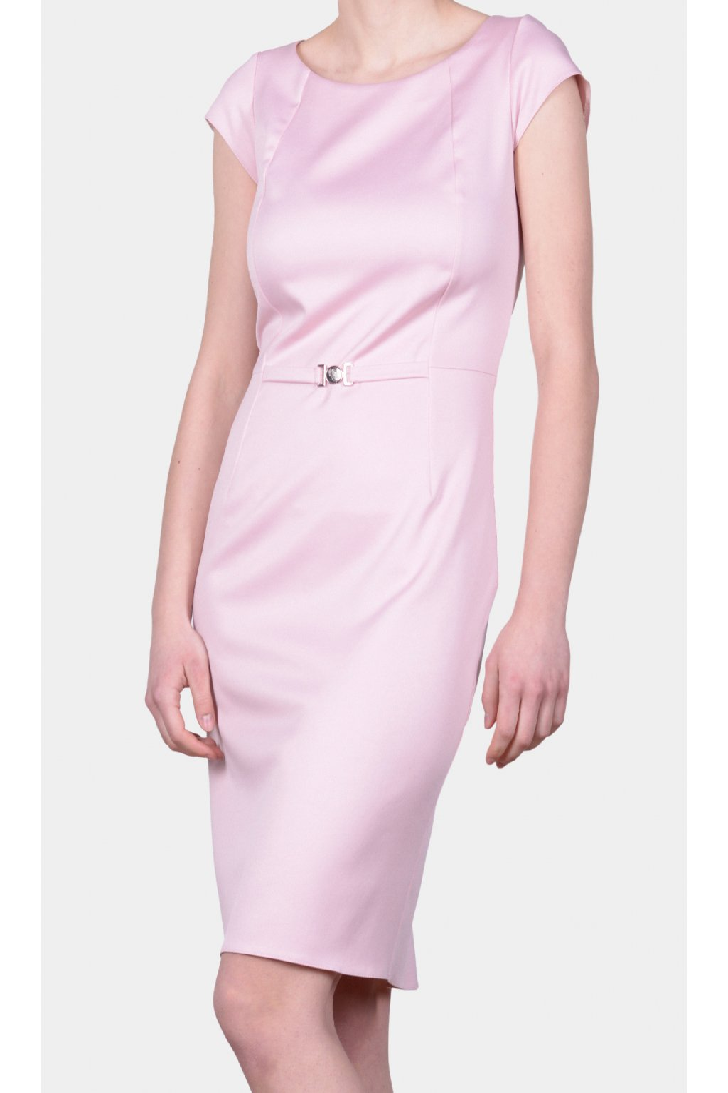 Šaty růžové 26098