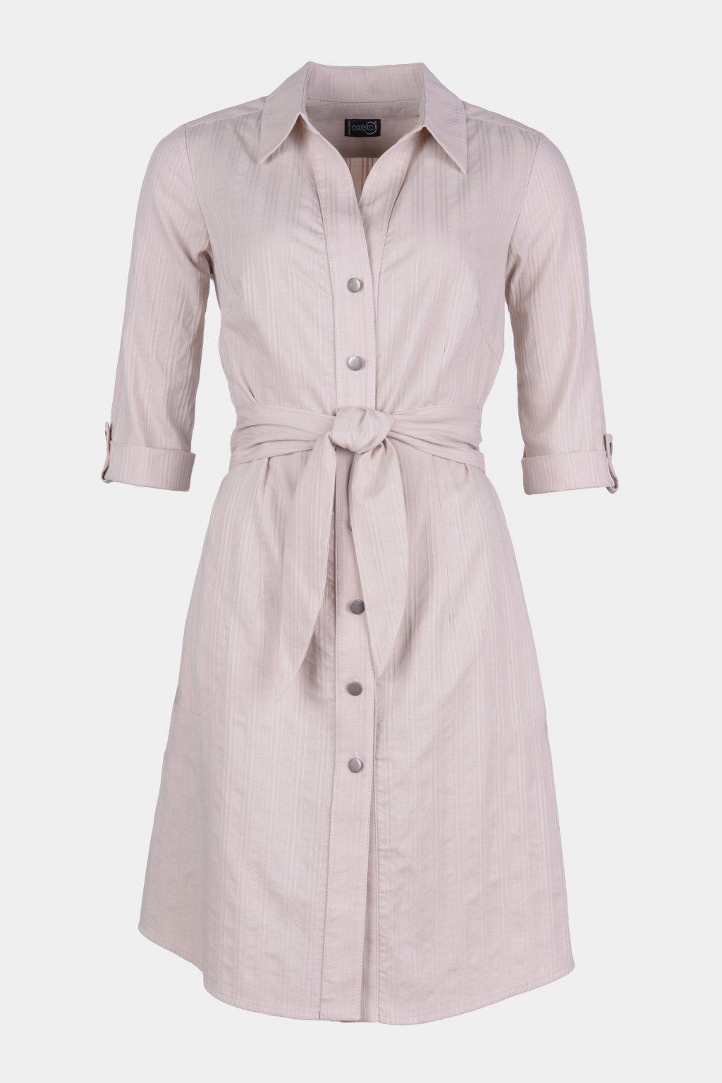 Košilové šaty 30155