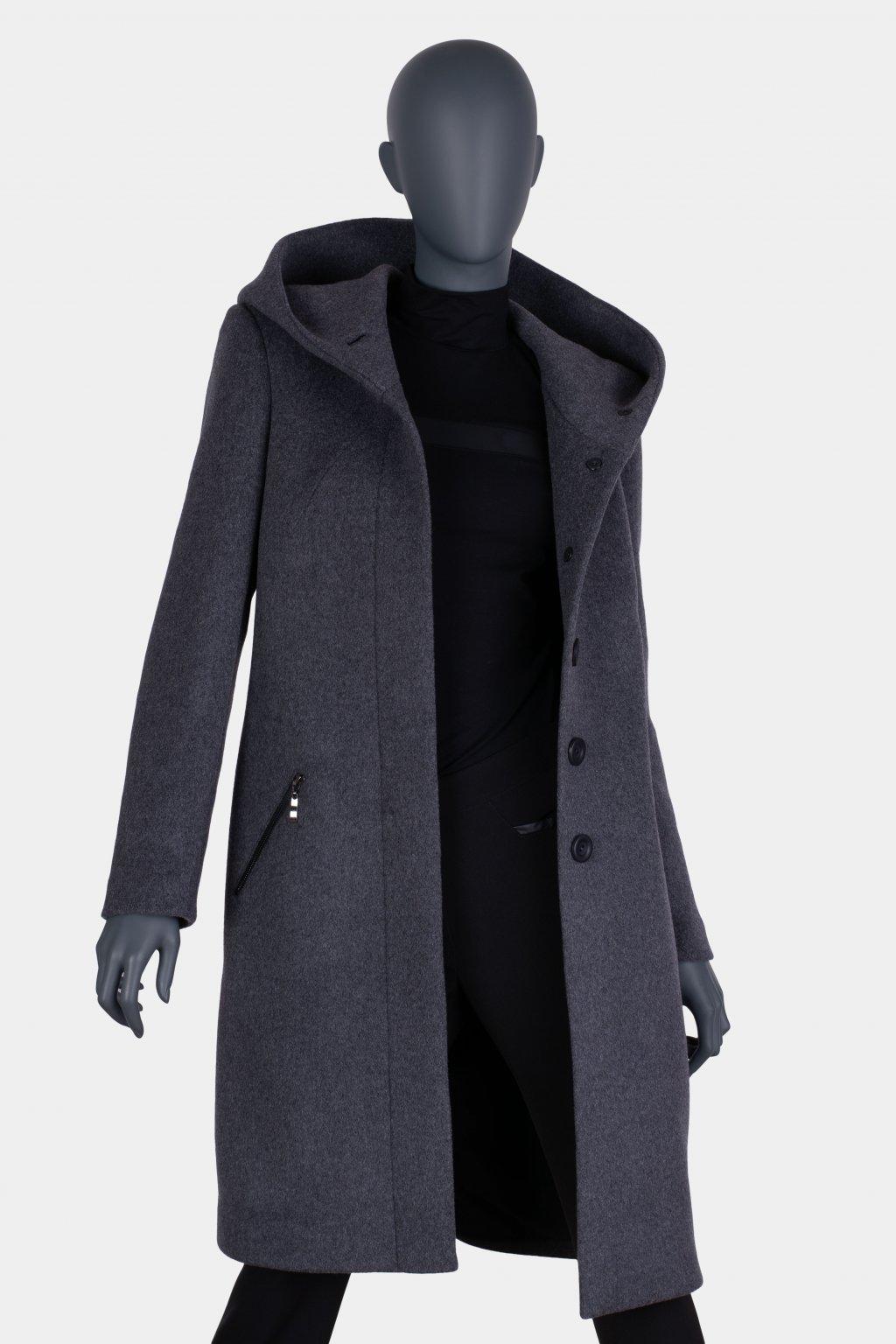 Kabát s kašmírem 31045