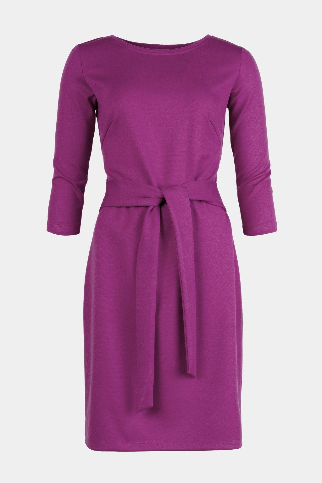 Šaty fuchsiové 31053