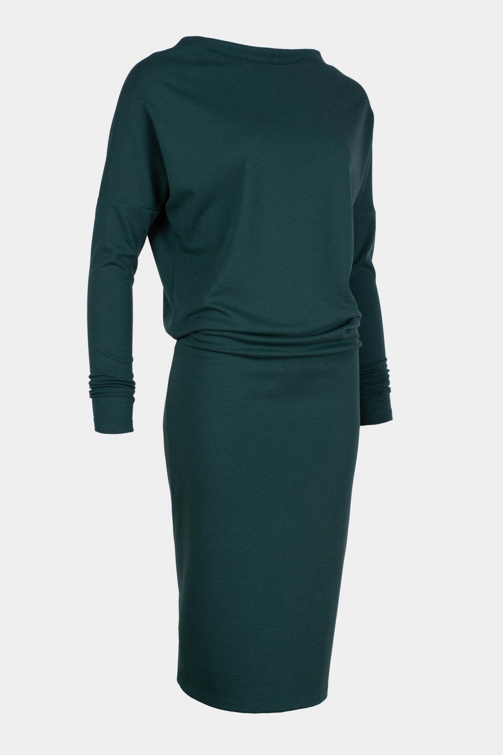 Šaty zelené  31056