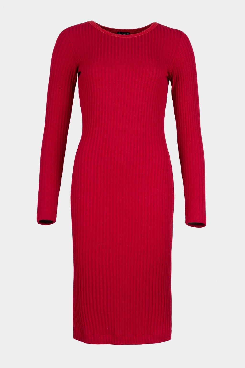 Šaty červené  27118