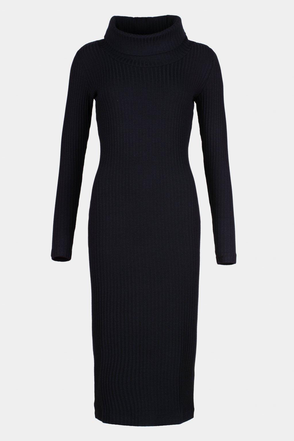 Šaty černé 23126
