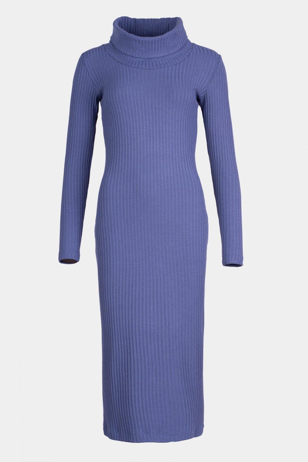 Šaty modré 23126
