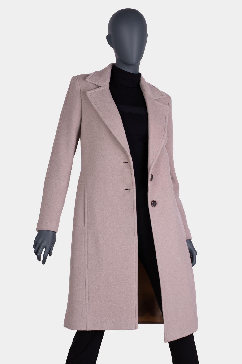 Kabát vlněný 31048