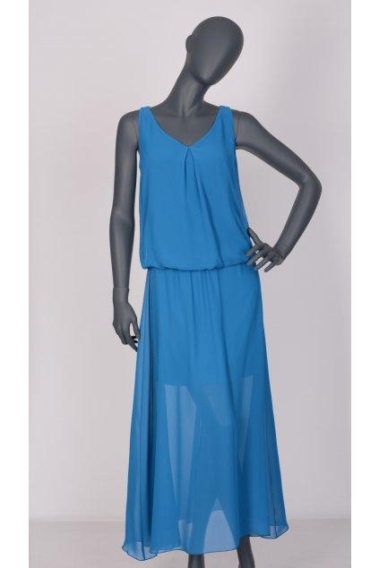 Šaty 28118 Modré
