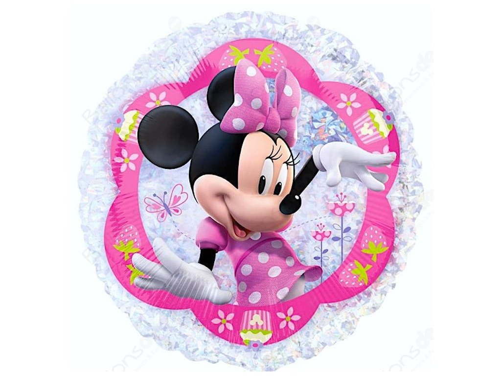 Minnie Mouse Holographic