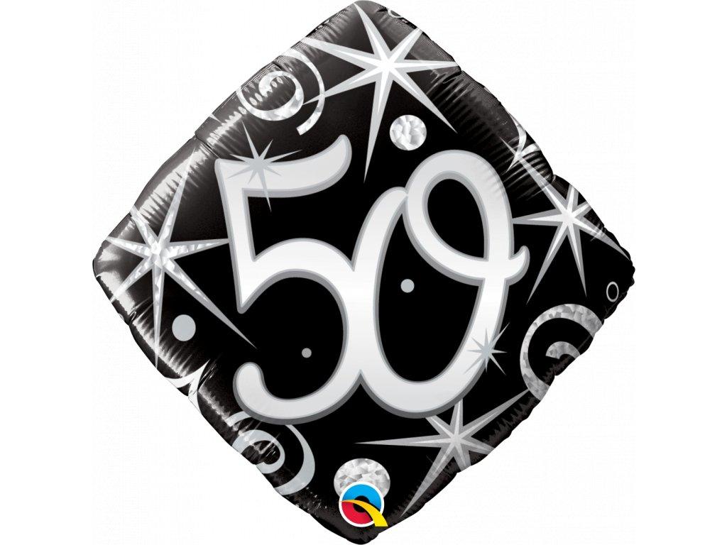 HB Birthday 50 Elegant Sparkles 30017