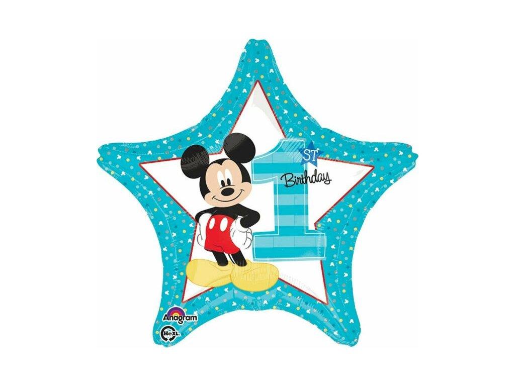 Mickey 1 st