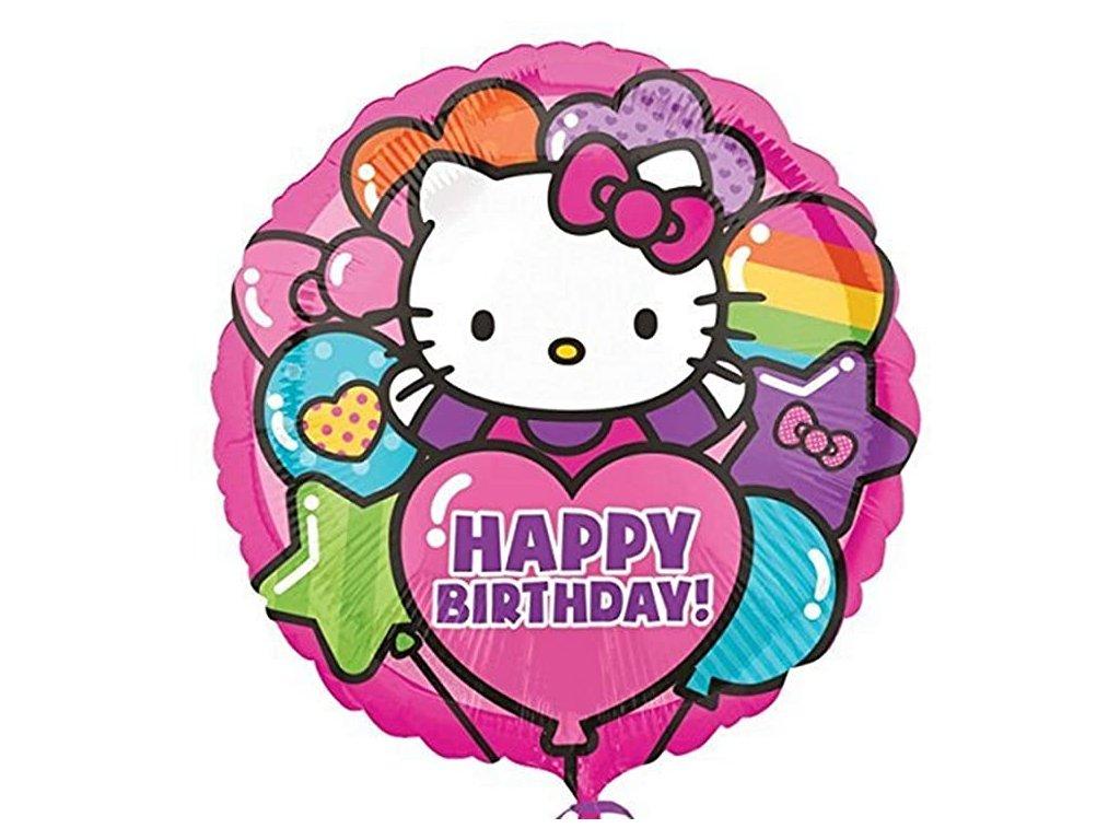HB Birthday Hello Kitty 29443