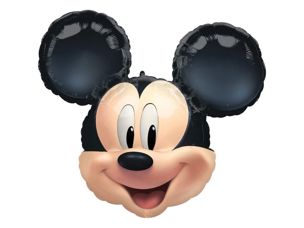 Supershape Mickey