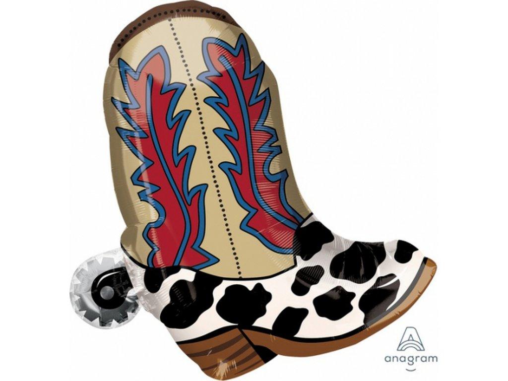 Mix Yeehaw Cowboy Boot 37127