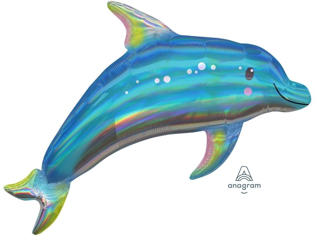 Animals Blue Dolphin 39376