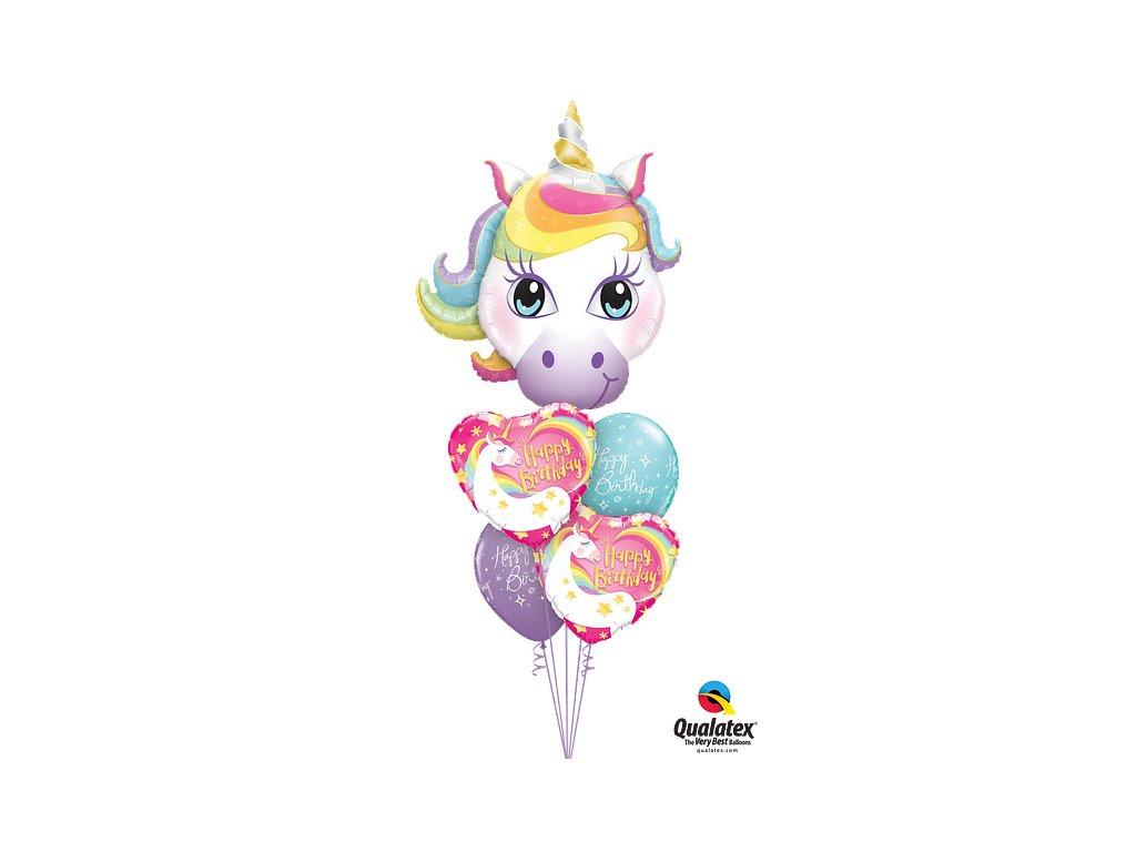 HB unicorn srdíčka
