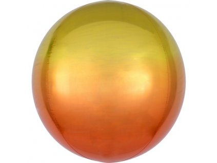 Ombré Orbz Yellow and Orange 39848