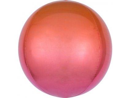 Ombré Orbz Red and Orange 39847