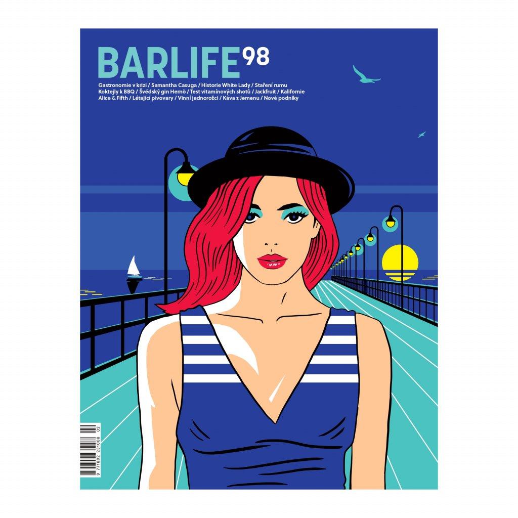 Nejnovější Barlife 98 + dárek