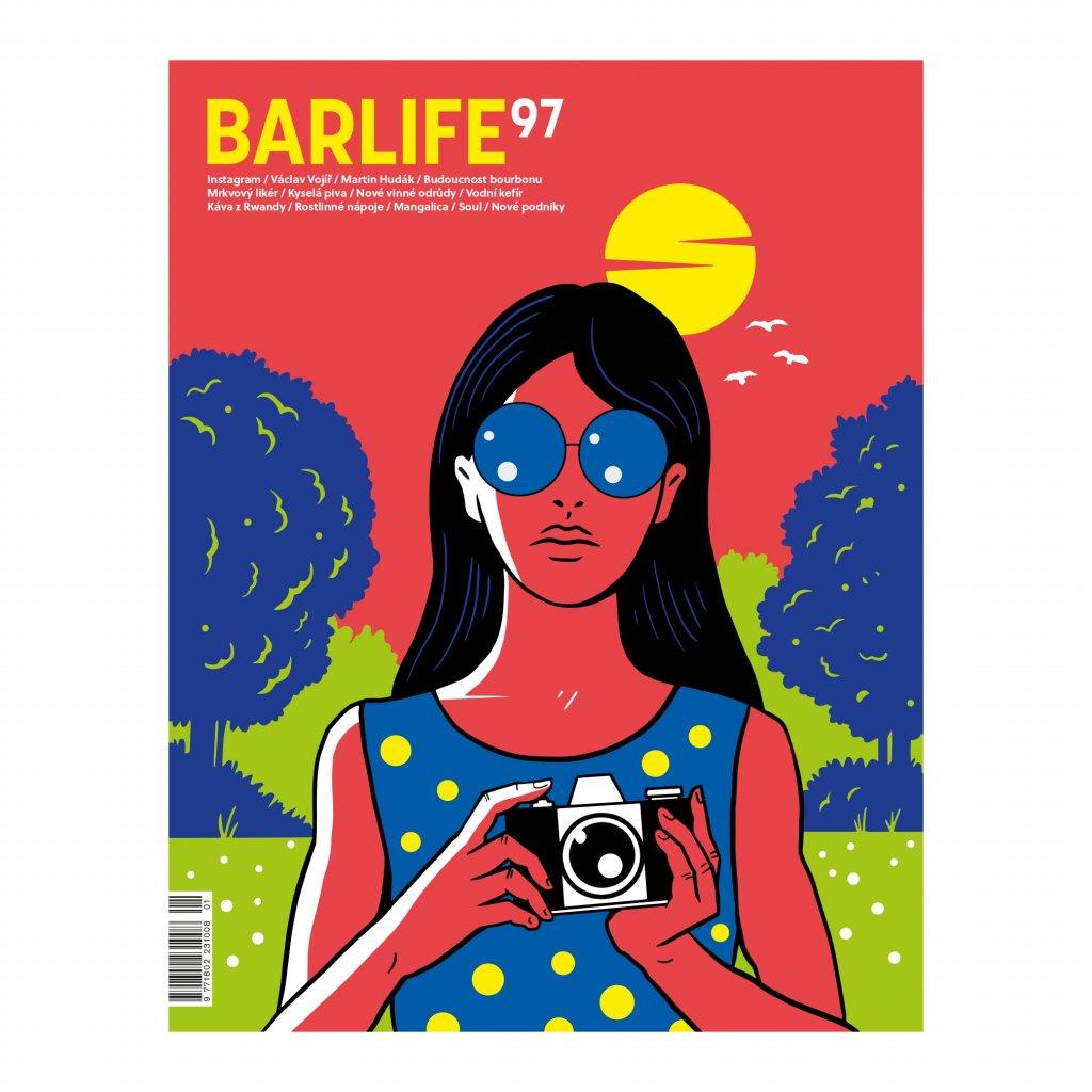 Nejnovější Barlife 97 + DÁREK gin BOMBAY SAPPHIRE 0,05l