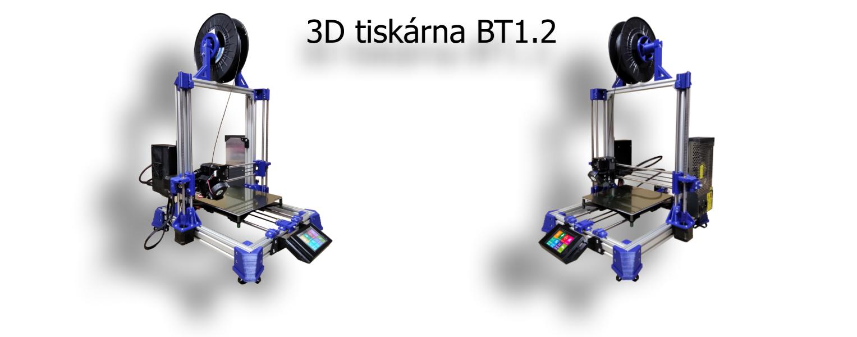 3D Tiskárna BT1.2