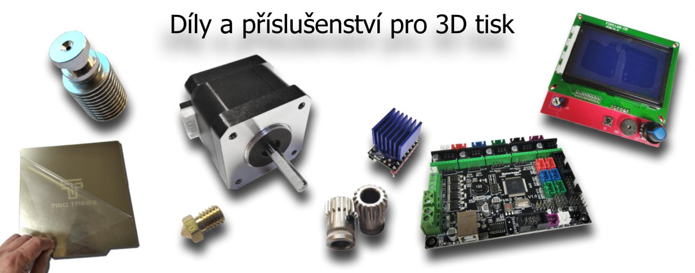 3D tisk příslušenství