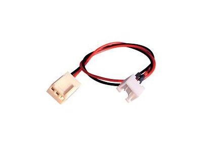 Spire kabel redukce 2pin na 3pin