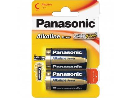 Panasonic LR14 2BP C Alk Power