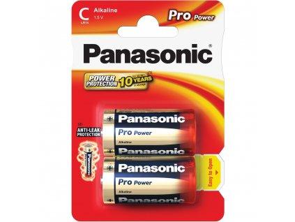 Panasonic LR14 2BP C Pro Power