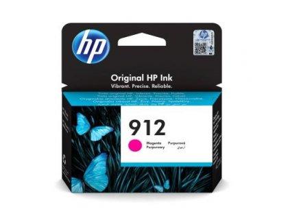 HP 912 Purpurová (3YL78AE) - originální