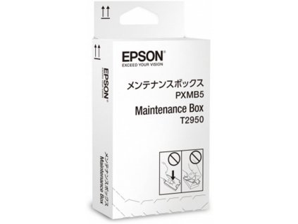 Epson T2950 Maintenance Box - Odpadní nádobka pro WorkForce WF-100W - originální