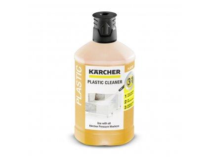 Kärcher Čistič plastů 3 V 1, 1 l