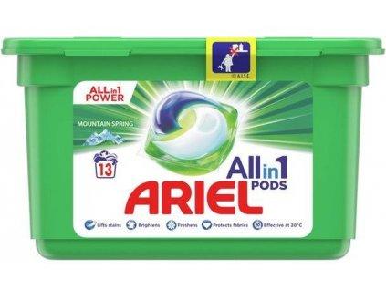 Ariel gelové kapsle Mountain Spring 13 ks