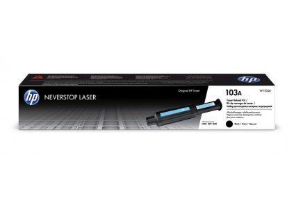 HP 103A Neverstop Black Toner (W1103A) - originální