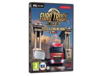 Euro Truck Simulator 2: Cesta k Černému moři