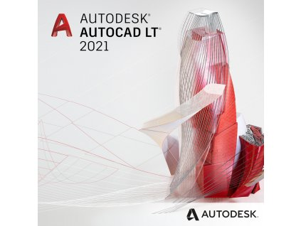 AutoCAD LT Commercial Renewal na 1 rok (Elektronická licence)