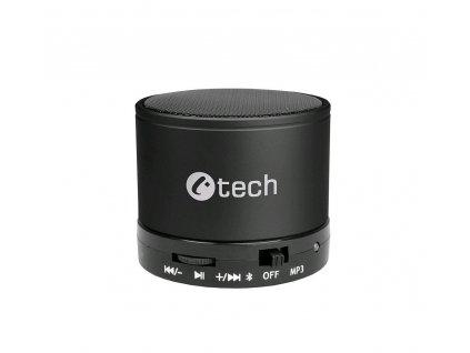 C-TECH SPK-04B Bluetooth reproduktor, černý
