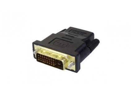 RR Adapter HDMI A - DVI-D F/M