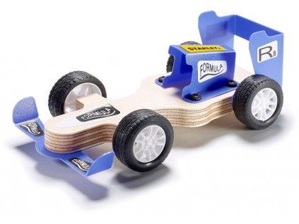 Stanley Jr. Stavebnice formule, dřevo OK011-SY
