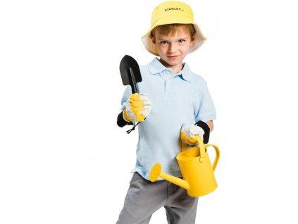 Stanley Jr. Záhradní klobouček G012-SY