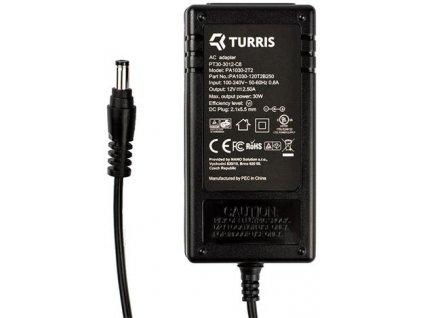 Turris MOX napájecí adaptér 12V,30W (RTMX-PA1030)