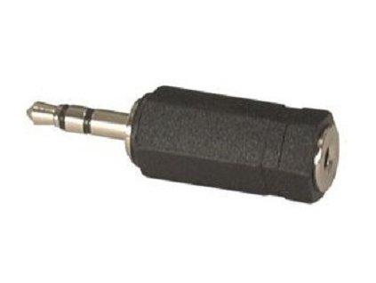 Redukce 3.5mm stereojack M - 2.5mm stereojack F