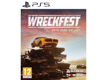PS5 - Wreckfest