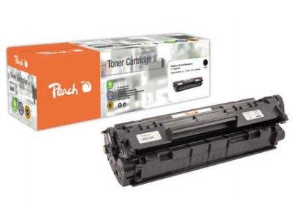 Peach toner černý kompatibilní s HP Q2612A, Canon CRG-703